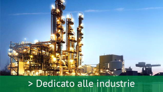 Luce e gas Industrie