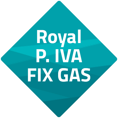 royal fix iva gas logo