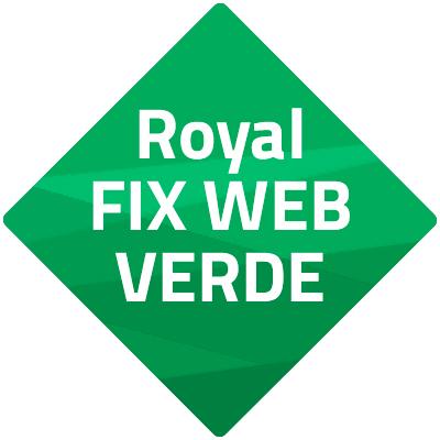 Royal FIXWEB verde